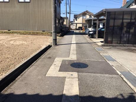 富山市住友町分譲地 一括