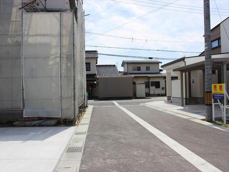 富山市中冨居、鍋田 新築住宅