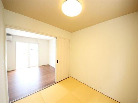 富山市中間島2丁目 新築住宅(A棟)