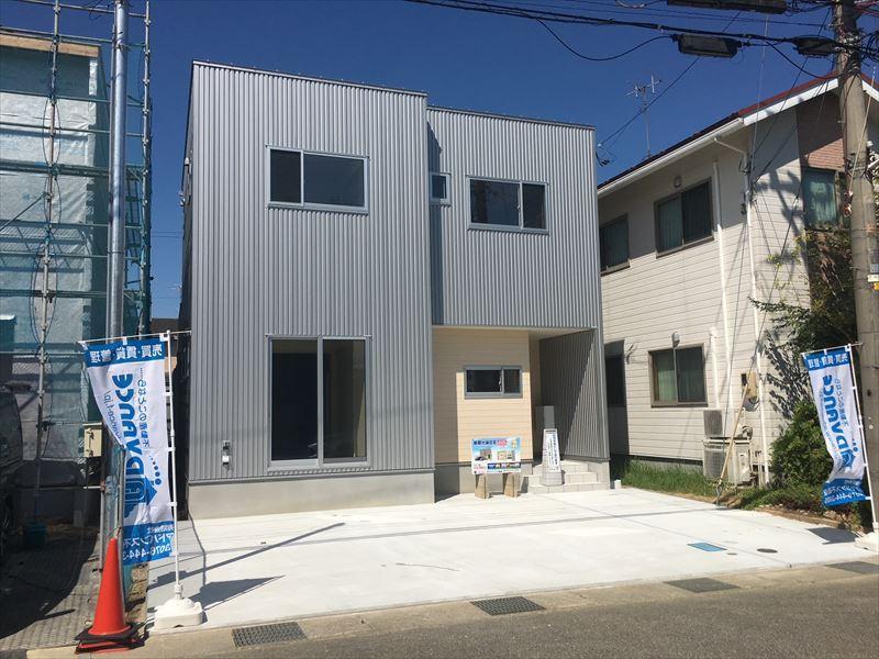 富山市新庄銀座2丁目 新築住宅