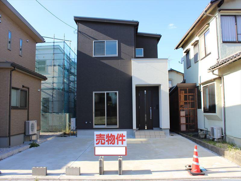富山市本郷新 未入居住宅